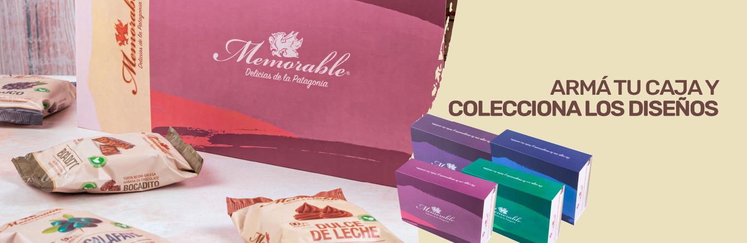 Memorable - Delicias y alfajores