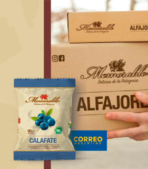 Memorable - Delicias y alfajores