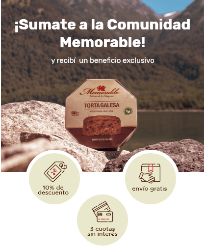 Memorable - Delicias de la patagonia